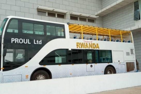 Rwanda Tour Operators Introduces Kigali City Tour Bus