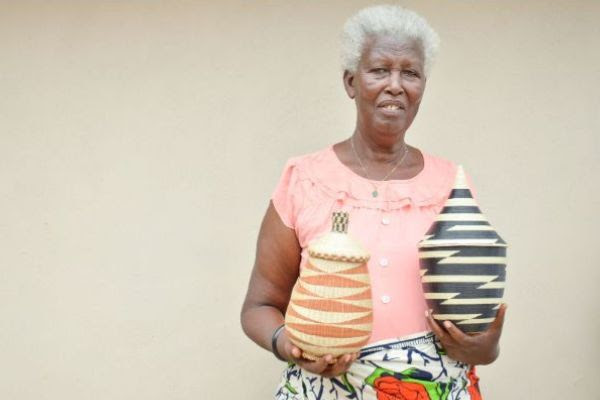Azizi Life Experience: Story Behind Most Popular Baskets, Rwanda